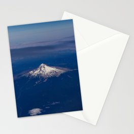 Pacific Northwest Aerial View - I Stationery Cards