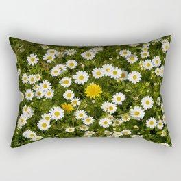 Wonderful spring flowers. Rectangular Pillow