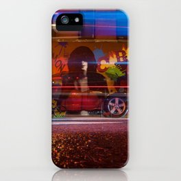 Rust Never Sleeps iPhone Case