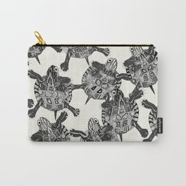 turtle party Carry-All Pouch