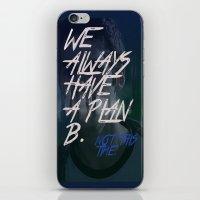 stiles stilinski iPhone & iPod Skins featuring Stiles Stilinski - Sciles - 2 by Devon F.