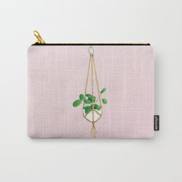 Hanging Plant Carry-All Pouch