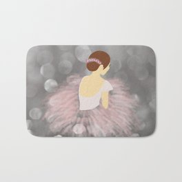 Ballerina Dancer V2 Bath Mat
