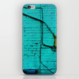 Off the Wall iPhone Skin