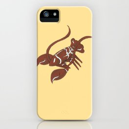 New England Gingerbread iPhone Case