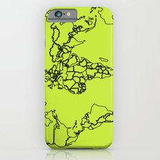 Sovereign Map iPhone 6 Slim Case