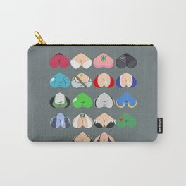 Females In Video Games Carry-All Pouch