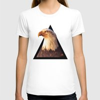 eagle T-shirts featuring EAGLE by eARTh
