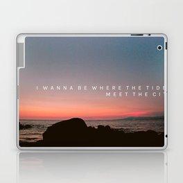 TIDES MEETS CITY Laptop & iPad Skin
