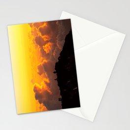 Haleakala's Fire Stationery Cards