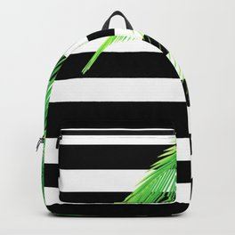 Simply Tropical Stripes Backpack