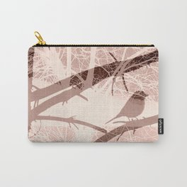 Bird tree Carry-All Pouch