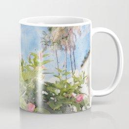 tropical vacation hibiscus Coffee Mug
