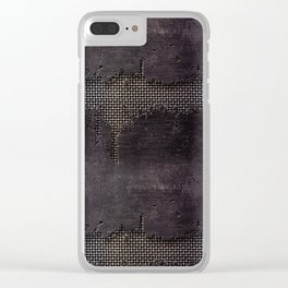 MutchDamage Clear iPhone Case