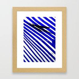 Kollage n°140 Framed Art Print