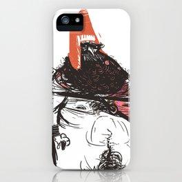 REDHAT iPhone Case