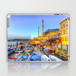 Picturesque Istanbul Laptop & iPad Skin