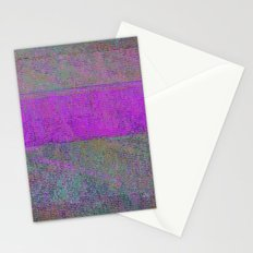 pink static Stationery Cards