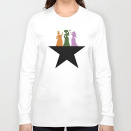 "Sanderson Sisters ""Werk"" Neutral Long Sleeve T-shirt"