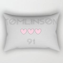 Louis Tomlinson 1991 Rectangular Pillow