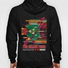 NASA/JPL Poster (The Grand Tour) Hoody