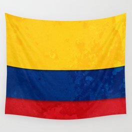 Colombia Wall Tapestry