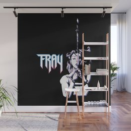 Fray the Lurk Slayer Wall Mural