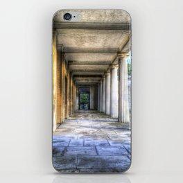 Kensal Green Cemetery  Colonnade iPhone Skin
