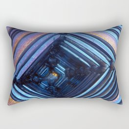 Bismuth metal Rectangular Pillow