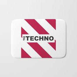 Thank God is Techno Bath Mat