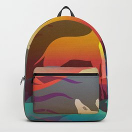 Space of Non-Duality Backpack