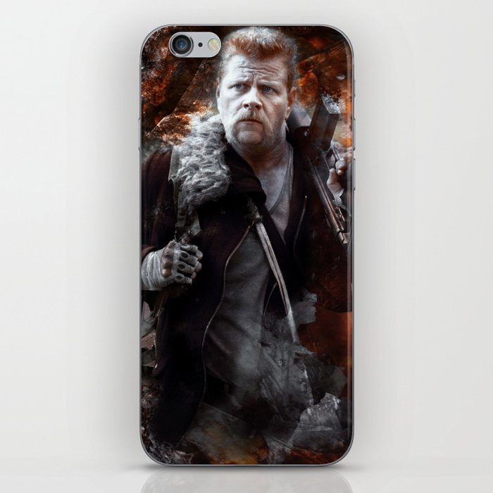 Abraham Ford iPhone Skin