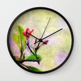 Jasmim II Wall Clock