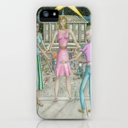 American Charites iPhone Case