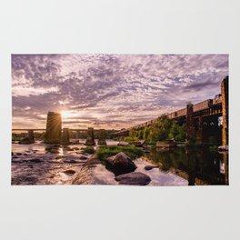 James River Sunset Rug