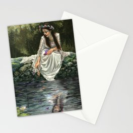 Ophelia's Lament Stationery Cards