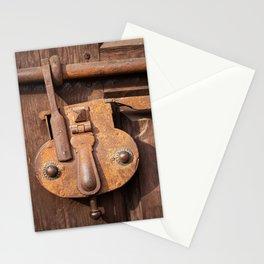 Locked Inside Stationery Cards