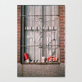 east village, nyc Canvas Print