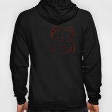 Red Buddha Hoody