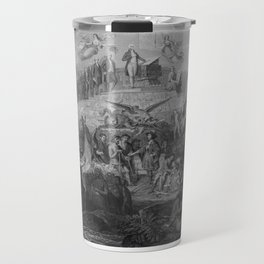 Historical Monument Of Our Country Travel Mug