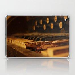 Old Organ Laptop & iPad Skin