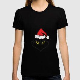 Grinch Face  T-shirt