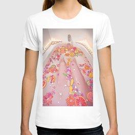 Flower Bath 7 T-shirt