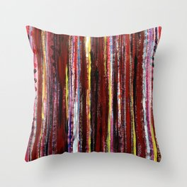 Complexities of Life Throw Pillow
