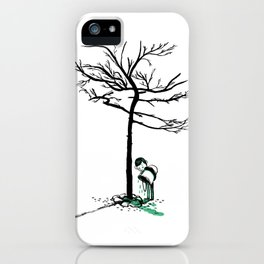 Little man iPhone Case