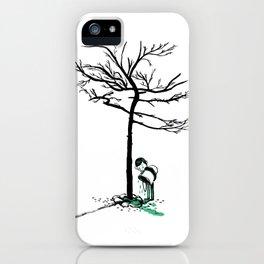 Little man iPhone Case