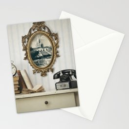 Call from Yesteryear Stationery Cards