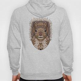Ornate Squirrel Hoody