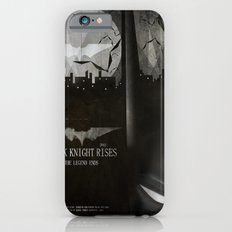 dark knight rises movie fan poster iPhone 6s Slim Case