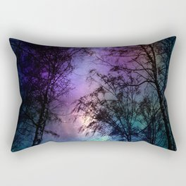 Night sky 1 Rectangular Pillow